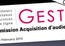 Acquisition d'audience et SEO      : Geste